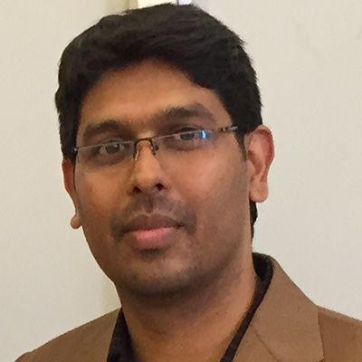 Satish Ramakrishnan